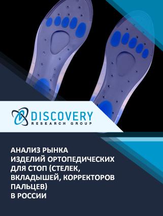 Анализ рынка изделий ортопедических для стоп (стелек, вкладышей, корректоров пальцев) в России