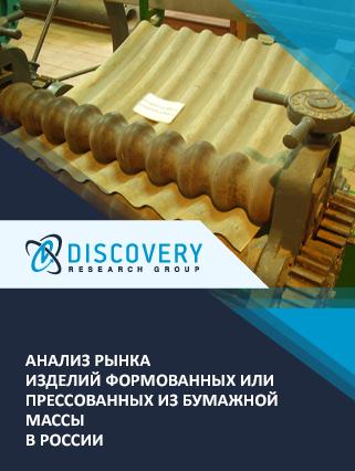 Маркетинговое исследование - Анализ рынка изделий формованных или прессованных из бумажной массы в России