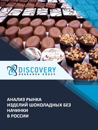 Маркетинговое исследование - Анализ рынка изделий шоколадных без начинки в России