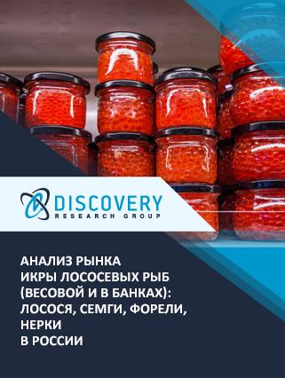 Маркетинговое исследование - Анализ рынка икры лососевых рыб (весовой и в банках): лосося, семги, форели, нерки в России