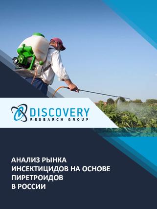 Маркетинговое исследование - Анализ рынка инсектицидов на основе пиретроидов в России