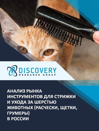 Маркетинговое исследование - Анализ рынка инструментов для стрижки и ухода за шерстью животных (расчески, щетки, грумеры) в России
