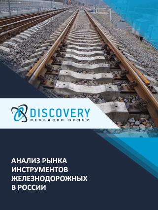 Анализ рынка инструментов железнодорожных в России