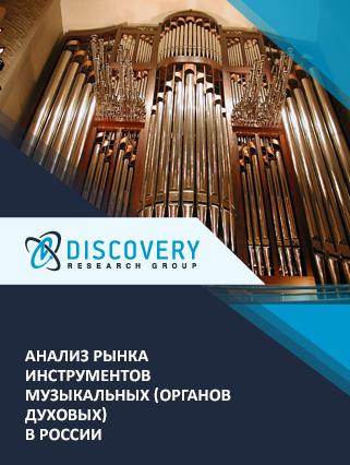 Анализ рынка инструментов музыкальных (органов духовых) в России