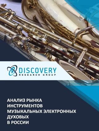Анализ рынка инструментов музыкальных электронных духовых в России