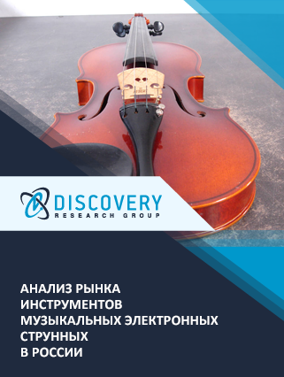 Анализ рынка инструментов музыкальных электронных струнных в России