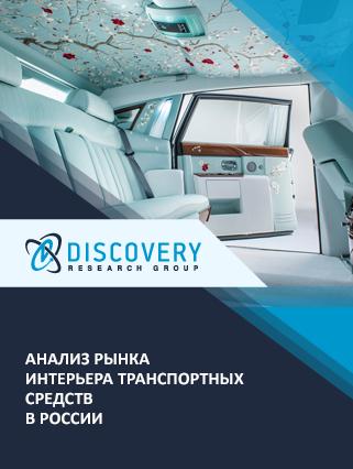 Маркетинговое исследование - Анализ рынка интерьера транспортных средств в России