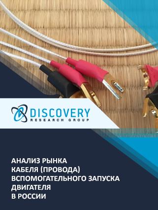 Анализ рынка кабеля (провода) вспомогательного запуска двигателя в России