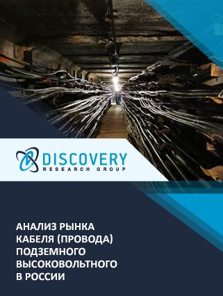 Маркетинговое исследование - Анализ рынка кабеля (провода) подземного высоковольтного в России
