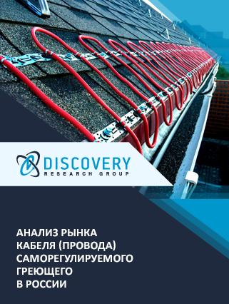 Маркетинговое исследование - Анализ рынка кабеля (провода) саморегулируемого греющего в России