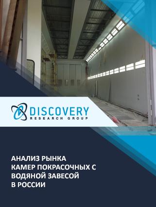 Анализ рынка камер покрасочных с водяной завесой в России