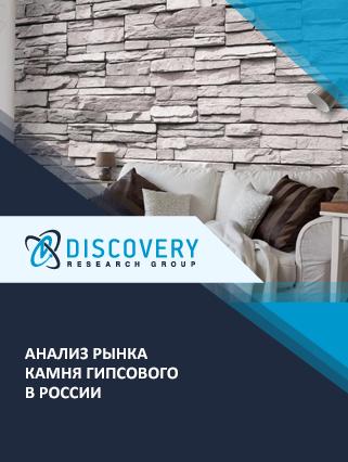 Маркетинговое исследование - Анализ рынка камня гипсового в России