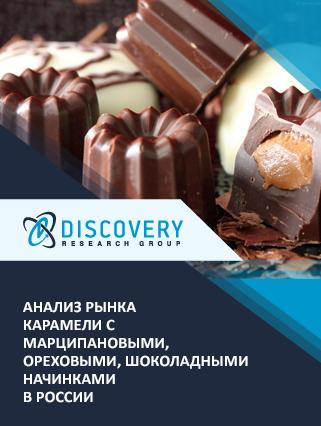 Маркетинговое исследование - Анализ рынка карамели с марципановыми, ореховыми, шоколадными начинками в России