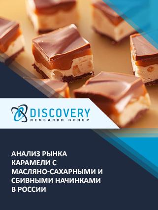 Маркетинговое исследование - Анализ рынка карамели с масляно-сахарными и сбивными начинками в России