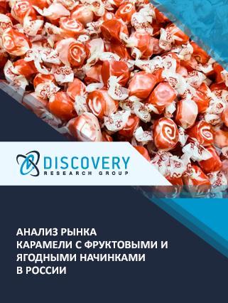Маркетинговое исследование - Анализ рынка карамели с фруктовыми и ягодными начинками в России
