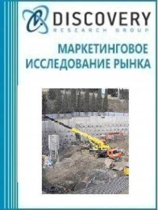 Анализ рынка инженерной защиты территорий в России