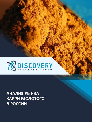 Анализ рынка карри молотого в России