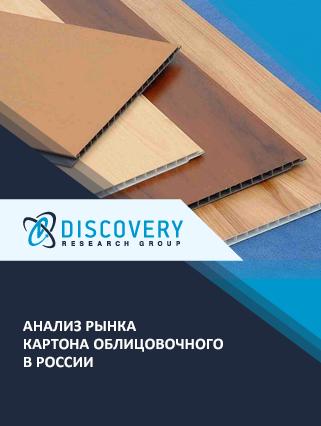 Маркетинговое исследование - Анализ рынка картона облицовочного в России