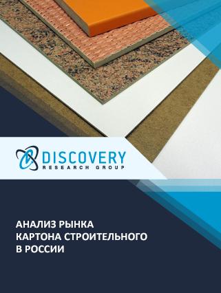 Маркетинговое исследование - Анализ рынка картона строительного в России