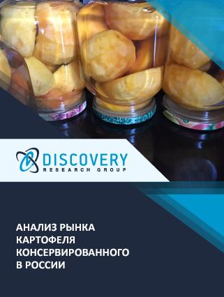 Маркетинговое исследование - Анализ рынка картофеля консервированного в России