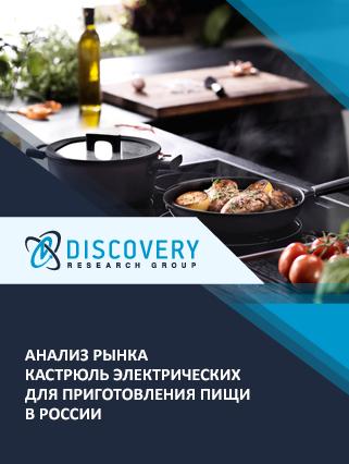 Маркетинговое исследование - Анализ рынка кастрюль электрических для приготовления пищи в России