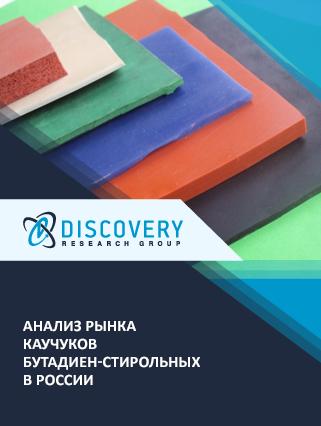 Маркетинговое исследование - Анализ рынка каучуков бутадиен-стирольных в России