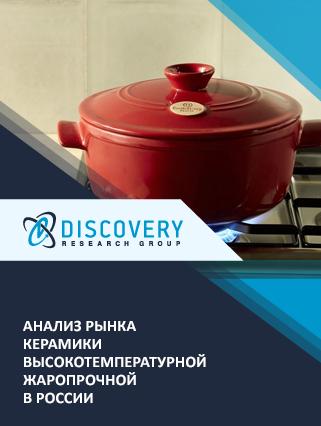 Маркетинговое исследование - Анализ рынка керамики высокотемпературной жаропрочной в России