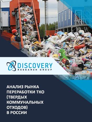 Маркетинговое исследование - Анализ рынка переработки ТКО (твердых коммунальных отходов) в России