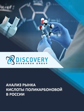 Анализ рынка кислоты поликарбоновой в России