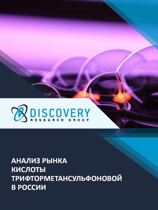 Анализ рынка кислоты трифторметансульфоновой в России