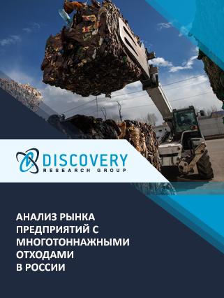 Маркетинговое исследование - Анализ рынка предприятий с многотоннажными отходами в России