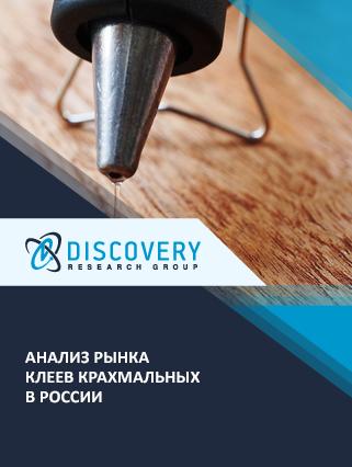 Маркетинговое исследование - Анализ рынка клеев крахмальных в России