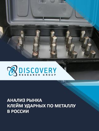 Маркетинговое исследование - Анализ рынка клейм ударных по металлу в России