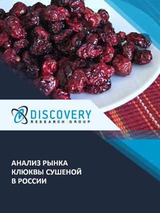 Маркетинговое исследование - Анализ рынка клюквы сушеной в России