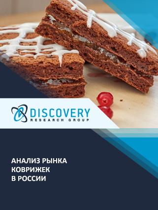 Маркетинговое исследование - Анализ рынка коврижек в России