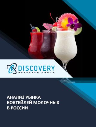 Анализ рынка коктейлей молочных в России