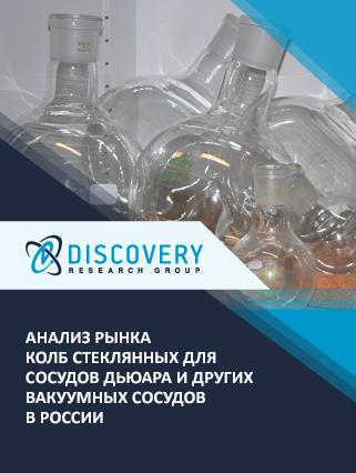 Анализ рынка колб стеклянных для сосудов дьюара и других вакуумных сосудов в России