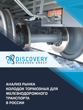 Анализ рынка колодок тормозных для железнодорожного транспорта в России