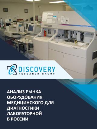Маркетинговое исследование - Анализ рынка оборудования медицинского для диагностики лабораторной в России