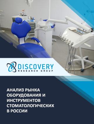 Маркетинговое исследование - Анализ рынка оборудования и инструментов стоматологических в России