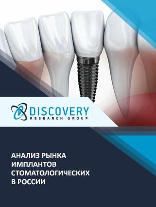 Маркетинговое исследование - Анализ рынка зубов искусственных и имплантатов в России