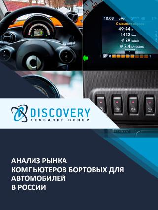Анализ рынка компьютеров бортовых для автомобилей в России