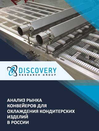 Анализ рынка конвейеров для охлаждения кондитерских изделий в России