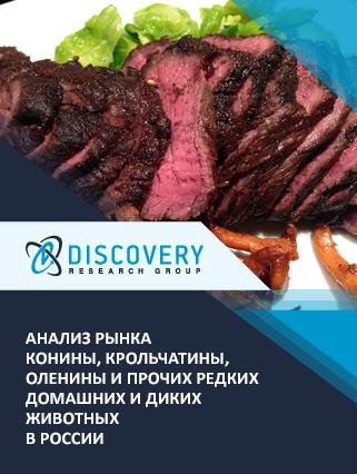 Маркетинговое исследование - Анализ рынка конины, крольчатины, оленины и прочих редких домашних и диких животных в России