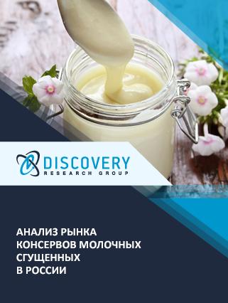 Маркетинговое исследование - Анализ рынка консервов молочных сгущенных в России