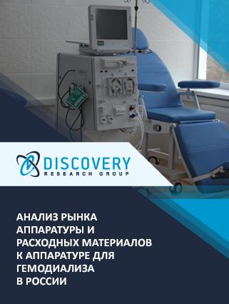 Анализ рынка аппаратуры и расходных материалов к аппаратуре для гемодиализа в России