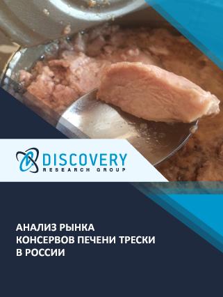 Маркетинговое исследование - Анализ рынка консервов печени трески в России