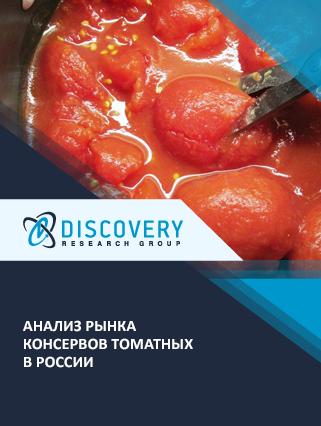 Анализ рынка консервов томатных в России