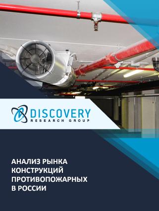 Маркетинговое исследование - Анализ рынка конструкций противопожарных в России