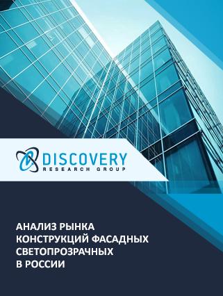 Маркетинговое исследование - Анализ рынка конструкций фасадных светопрозрачных в России